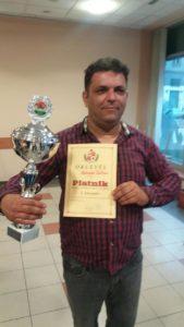 Legjobb egyéni versenyző Kulcsár Zoltán - MUOE Zalaegerszeg-Belváros